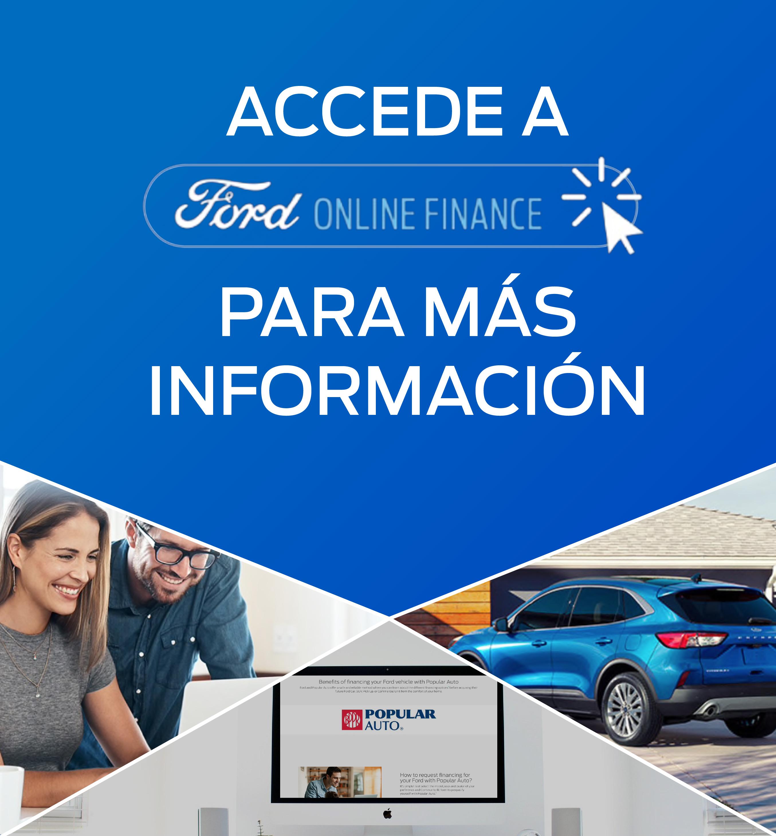 Campaña de Ford B2S
